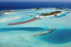 Найдорожчі готелі Мальдів 5